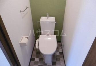 グランリーオ 205号室のトイレ