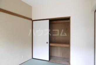 グランリーオ 205号室の収納