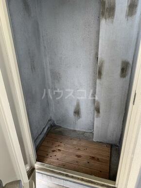 マンション小池 302号室の収納