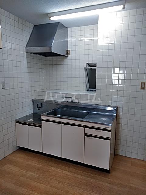 コーポラスシャロー 306号室のキッチン