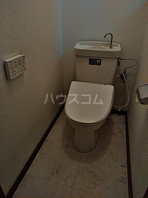 コーポラスシャロー 306号室のトイレ