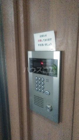 ふくや 60B号室のセキュリティ