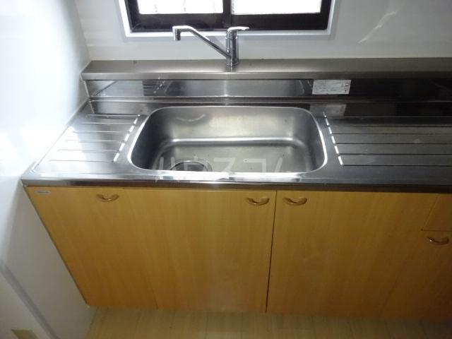ラ・ファミール 102号室のキッチン