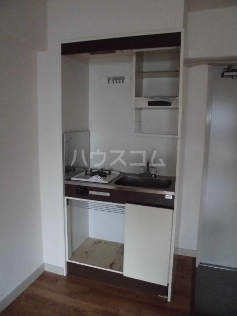 サンメゾンスルガ 505号室のキッチン