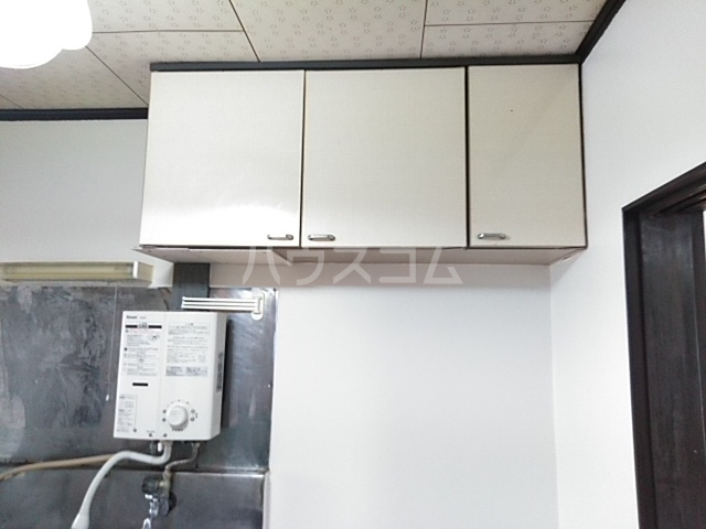メゾンアズマ 402号室のキッチン