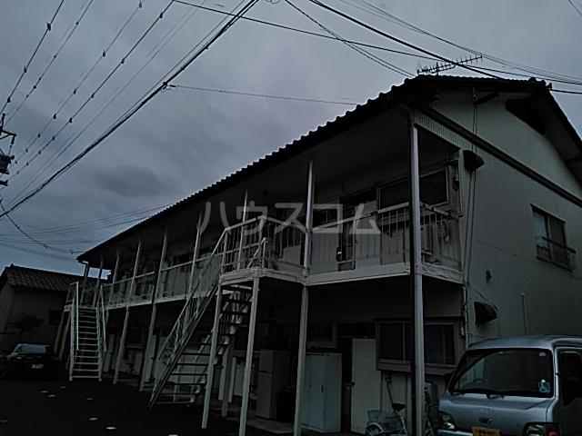 丸源アパート外観写真