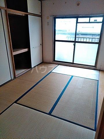 ソネットS 103号室の居室