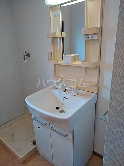 ソネットS 103号室の洗面所