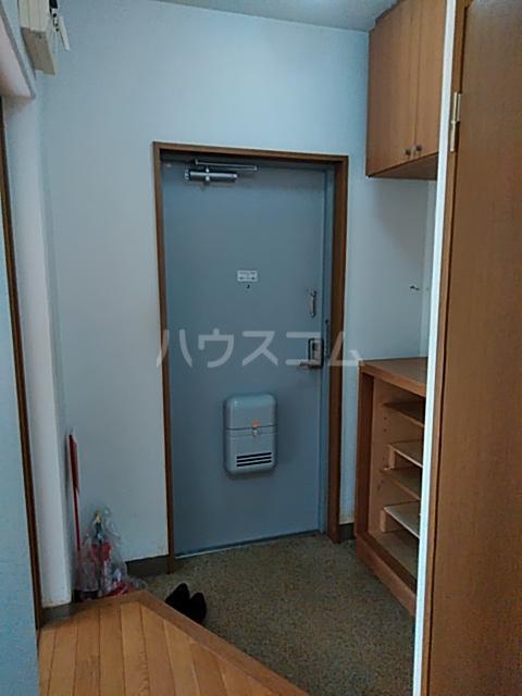 ソネットS 103号室の玄関