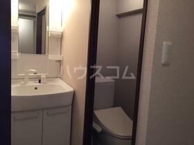 コーポ宮ケ崎 304号室のトイレ