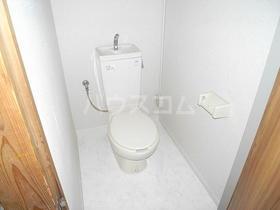 イワコーパレス千草台 201号室のトイレ