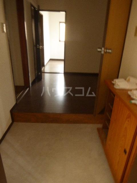 コーポスルガB 105号室のキッチン
