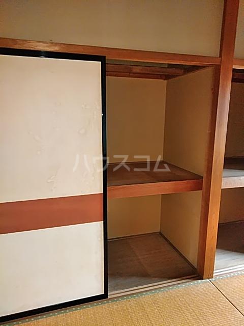 コーポスルガB 105号室の洗面所