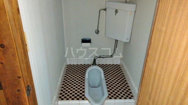 フラワーハイツB 206号室のトイレ