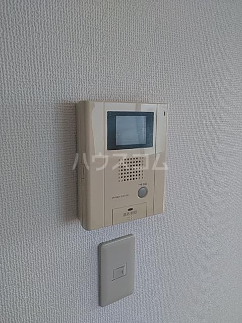シャテロ巴 401号室のセキュリティ