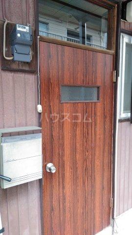 元木荘 103号室の居室
