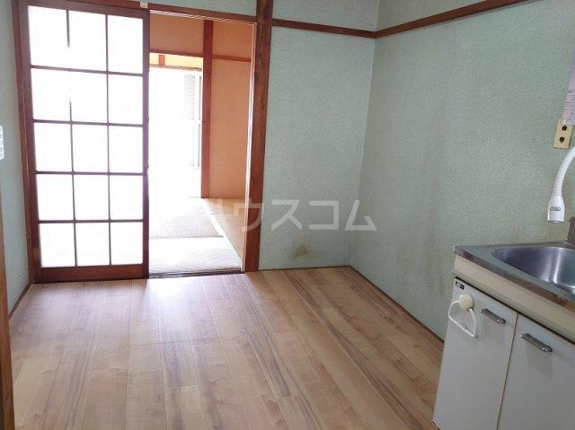 ハイツユタカ 202号室のキッチン
