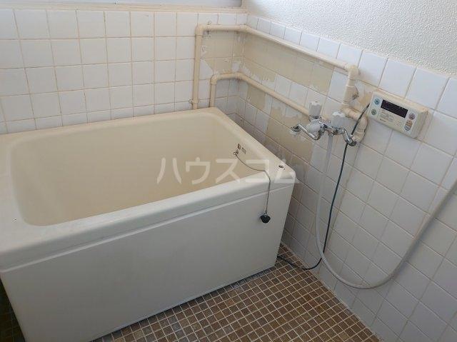 ハイツユタカ 202号室のトイレ