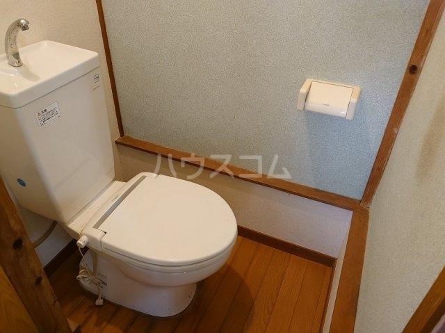 ハイツユタカ 202号室の居室