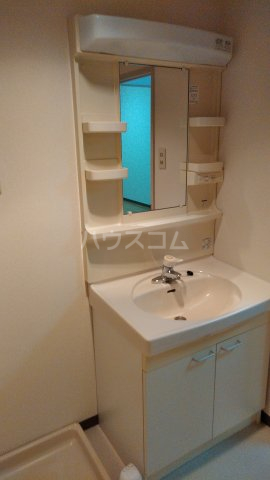 メゾン・ラフィーニ 102号室の洗面所