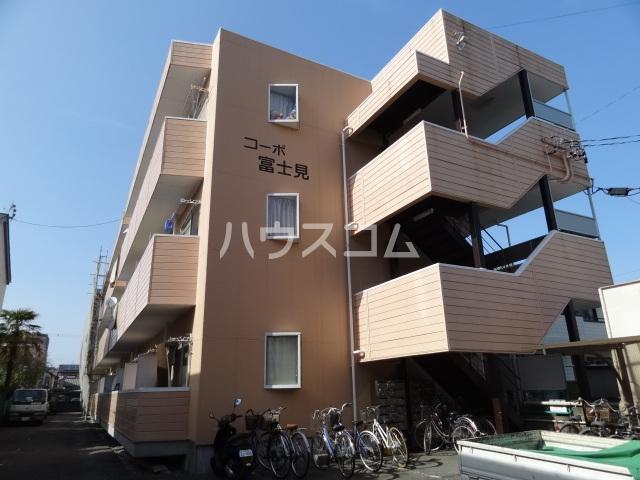コーポ富士見 310号室の外観