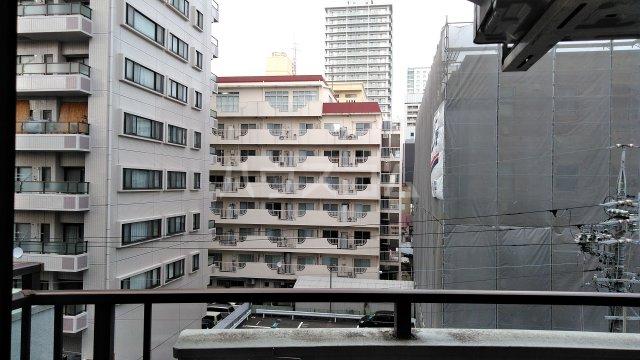 クレセントコート静岡 502号室の景色