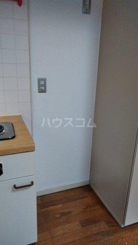 クレセントコート静岡 502号室の収納