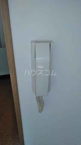 メゾンロゼB 101号室のセキュリティ