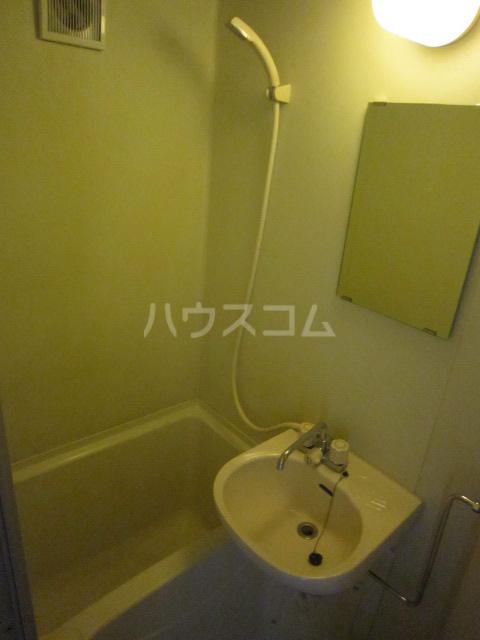 シティクレスト壱番館 104号室の風呂