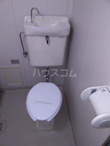 オオツカハイツ 201号室のトイレ