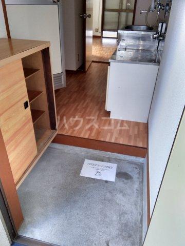 オオツカハイツ 201号室のバルコニー