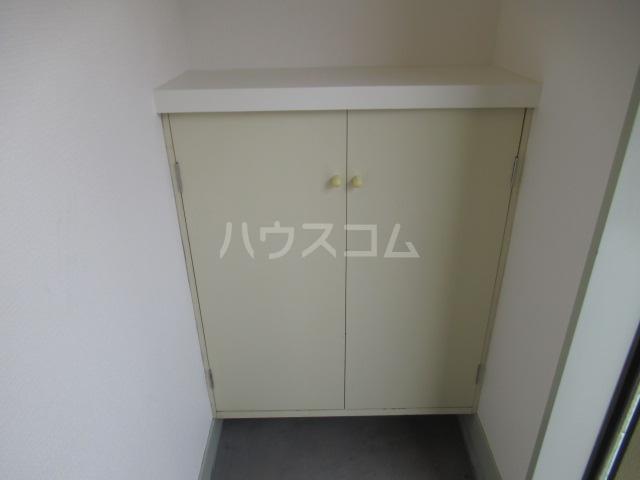 コスモハイツ 201号室の洗面所