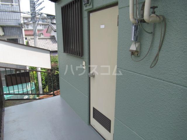 コスモハイツ 201号室の収納
