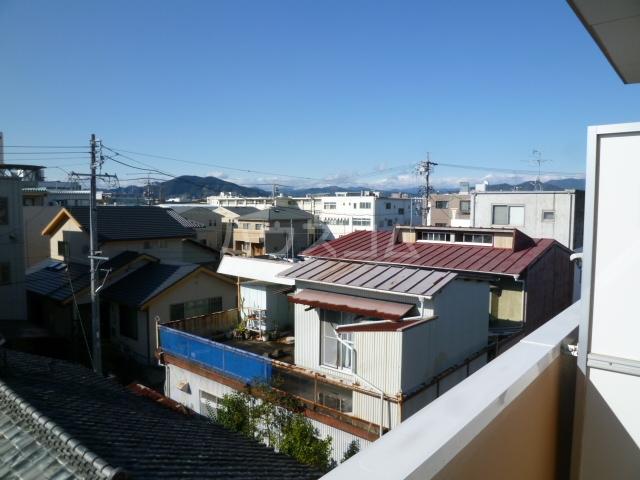 コーポ富士見 308号室の景色