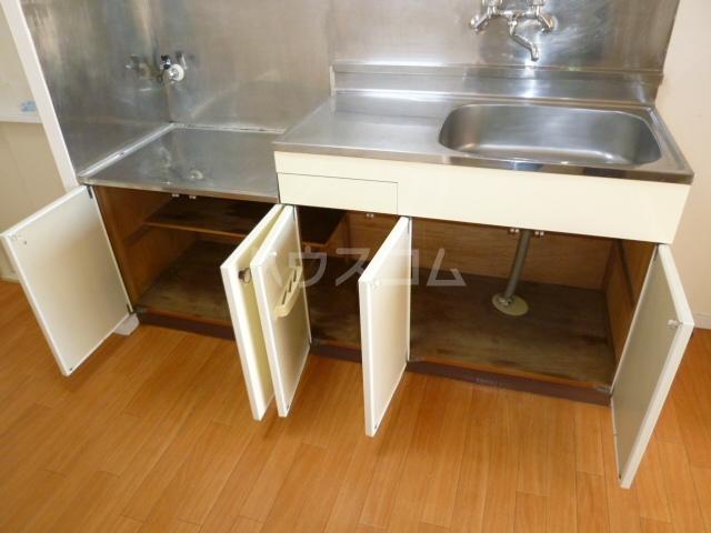 コーポ富士見 308号室のキッチン