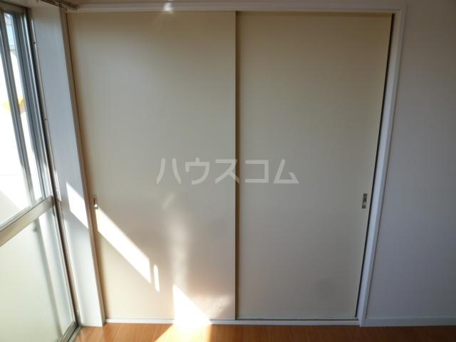 コーポ富士見 308号室の居室
