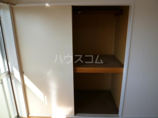 コーポ富士見 308号室の収納