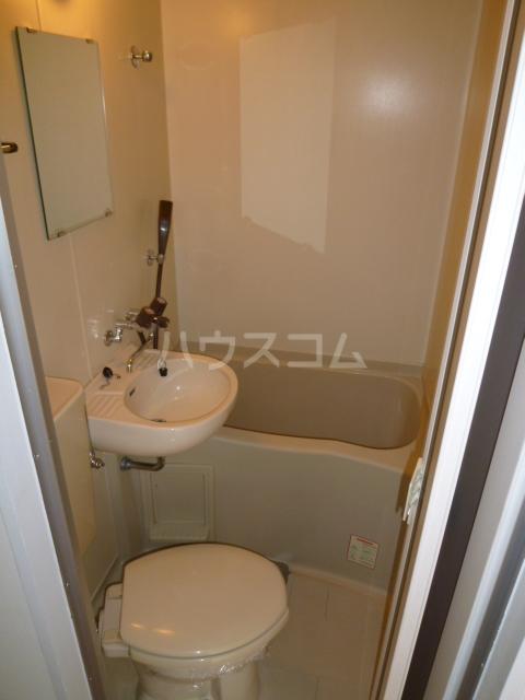 コーポ富士見 308号室の風呂