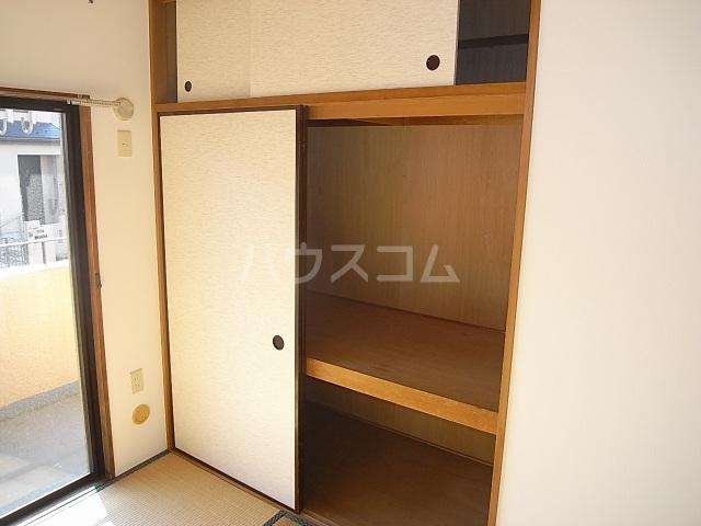 クワイエット柿の木台 102号室の設備