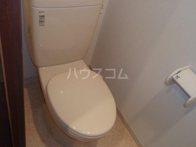 スィーツ・パシフィコ 101号室のトイレ