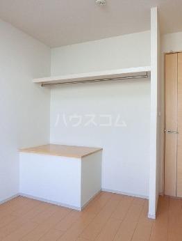 プラシード 02010号室の収納