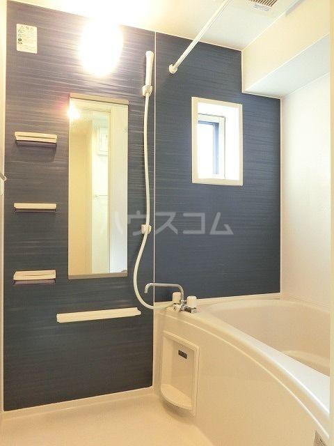 プラシード 02010号室の風呂