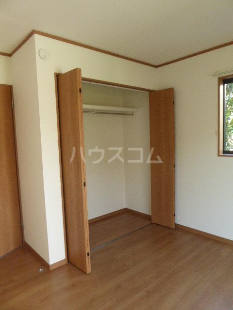 ドルチェ桜橋 101号室の収納