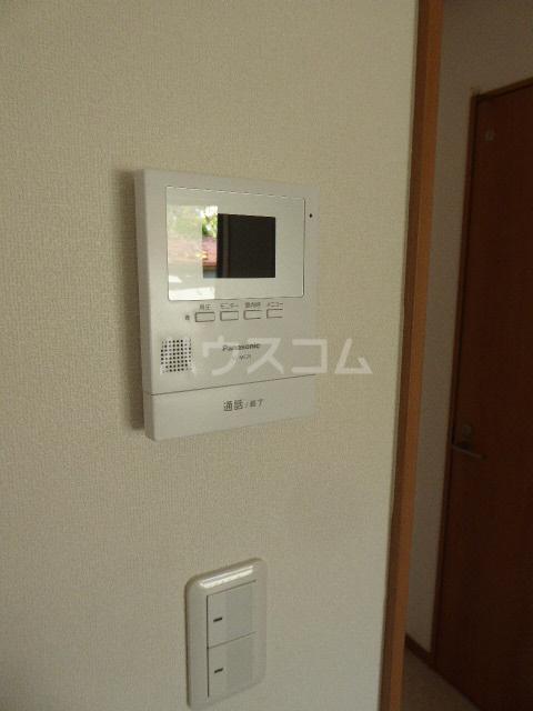 ドルチェ桜橋 101号室のセキュリティ