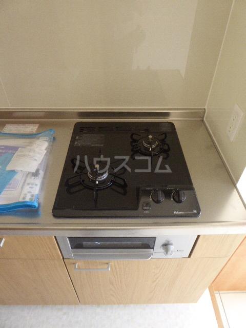 ドルチェ桜橋 101号室のキッチン