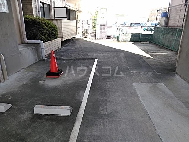 清水センチュリー21 201号室 201号室の駐車場
