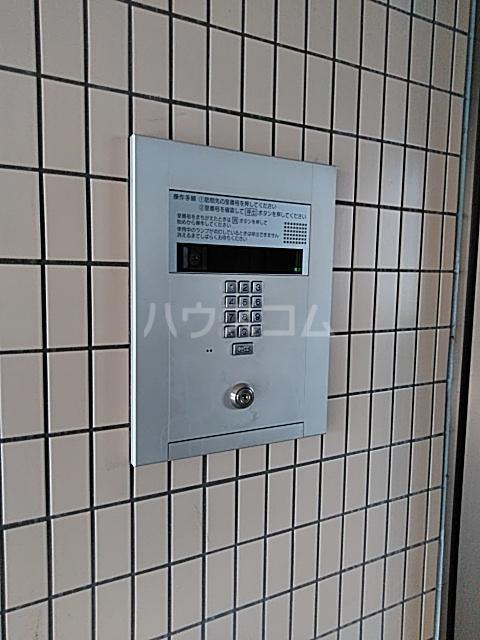 清水センチュリー21 201号室 201号室のセキュリティ