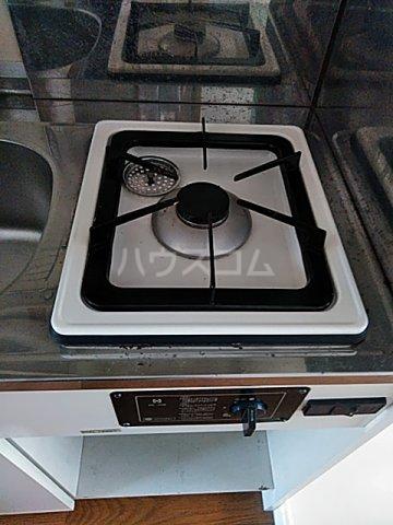 清水センチュリー21 201号室 201号室の設備
