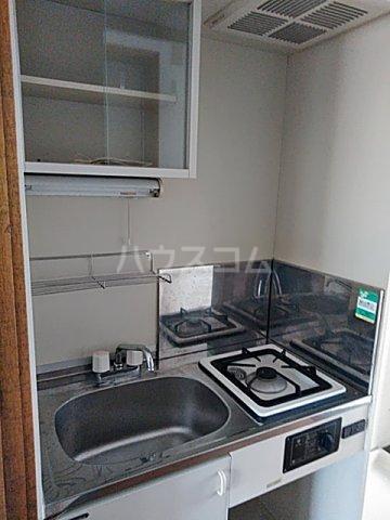 清水センチュリー21 201号室 201号室のキッチン