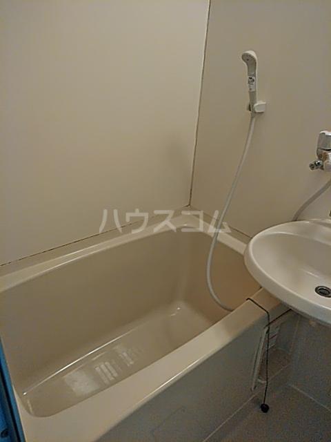 清水センチュリー21 201号室 201号室の風呂